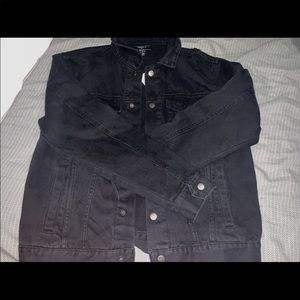 Jean jacket. Brand new with tag!!